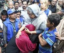 Rohingya crisis: Sheikh Hasina at UNGA to demand more pressure on Myanmar as conditions worsen