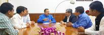 'Chakma' migrants meet DoNER Minister Dr Jitendra Singh