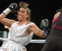 A Salute to Women Boxers