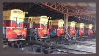 India hands over 18 high-end diesel locos to Myanmar