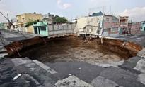 Property 101: Could you be living on a sinkhole?