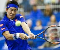Nishikori closing in on another Memphis title