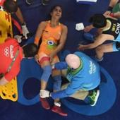 Rio 2016: Hurt both physically and mentally, says wrestler Vinesh Phogat after ligament tear