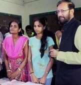 Javadekar promises better facilities in night schools