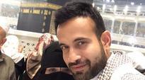 Irfan Pathan weds model Safa Baig in Mecca