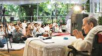 SVM celebrates Guru Purnima