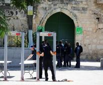 Jerusalem's Old City on high alert over anticipated riots by Muslim worshippers