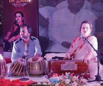 Melodious treat: Ghazal singer Munni Begum enthralls audiences in city