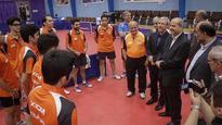 Iran paddlers jump spots in ITTF rankings 9hr
