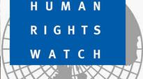 HRW: Taking doctors hostage is always a crime