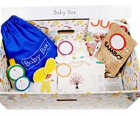 Baby Boxes for North Middlesex women