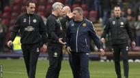 Brendan Rodgers irked by Mark McGhee's 'Celtic-quality behaviour' comments