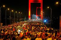 Istanbul's Bosporus Bridge to be renamed July 15th Martyrs' Bridge in honour of civilians who died in coup attempt