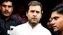 Rahul Gandhi surfaces in Parliament after poll debacle