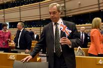 Nigels Farage's 'Victory' Speech To European Parliament Prompts Facepalms All Round