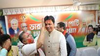 Biplab Kumar Deb to be next CM of Tripura, Jishnu Deb Burman named as deputy