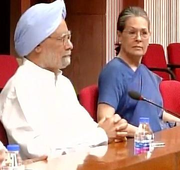 Sonia chairs Opposition meet to decide Presidential candidate