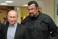 Seagal, Putin Bromance? 'Man Crush' May Have Helped in Investigation