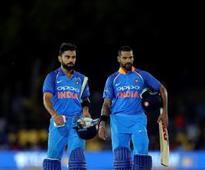 Dhawan, Virat lead India to big win