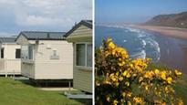 Call for 'sympathetic' green-coloured Gower caravans