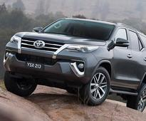 Toyota loses 7% sales of Fortuner, Innova in Delhi-NCR due to ban on diesel cars