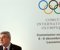 IOC extends provisional sanctions on Russia over doping 'until further notice'