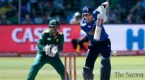 Hales leads England to victory