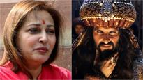 Jaya Prada compares Alauddin Khilji's character in 'Padmaavat' to that of Azam Khan