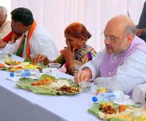 Visit Dalit homes, have food with them: BJP top brass to party leaders