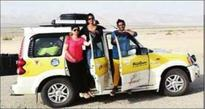 When cars and cause came together in Jaipur
