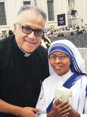 Rockford Catholic Attends Canonization Of the Saint He Knew