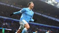 19:46Samir Nasri back with a bang for Manchester City