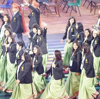 Sports Shorts: Blazer-trouser to replace saree for Indian women at CWG