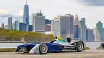 New York City To Host Formula E Electric Car Race In July 2017