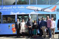 Air India Unveils Campaign in London