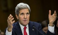 Allow people to hold protests, Kerry tells India