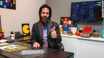 Meet the 'Neil Armstrong' of Pac-Man