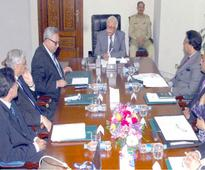 NATIONAL - PM briefed on Pakistan foreign policy