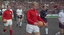 Bobby Moore sets up England 1966 goals