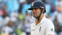 England's Cook is closing in on 10,000 Test runs