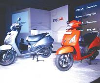 TVS Motor expects 2% growth in Jupiter sales this year