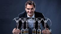 Federer becomes most decorated Laureus winner