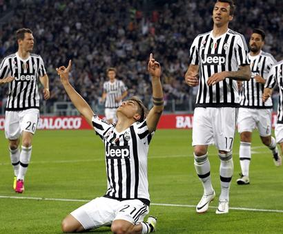 Serie A: Juve close in on title, Totti scores in Roma win