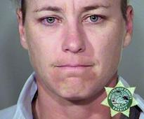 U.S. women's soccer star Wambach pleads innocent to drunk driving charge