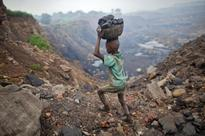 Former child workers in India bang the drum for education