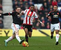 Premier League: Manchester United stumble at the Stadium of Light
