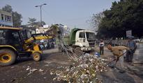 MCD strike in east Delhi called off, sanitation workers finally agree to lift g...