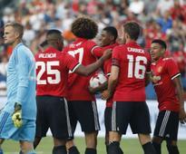 Premier League: Marcus Rashford scores twice as Manchester United thrash LA Galaxy in pre-season friendly