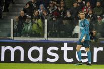 Watch: Ronaldo's outrageous bicycle kick in Real's emphatic win