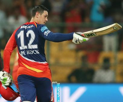 Another blow for Delhi Daredevils, Quinton de Kock in doubt for IPL